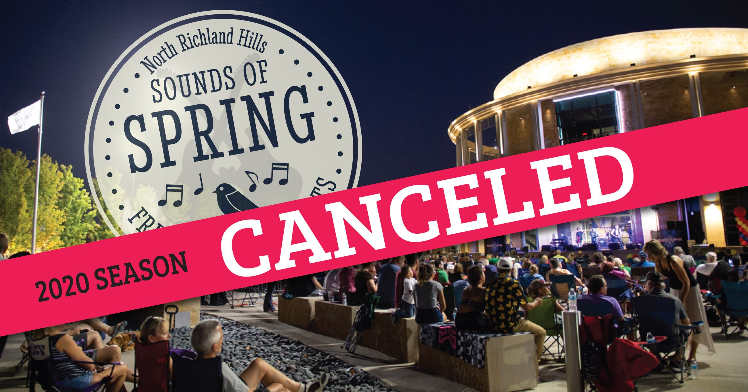 Sounds of Spring Cancelled