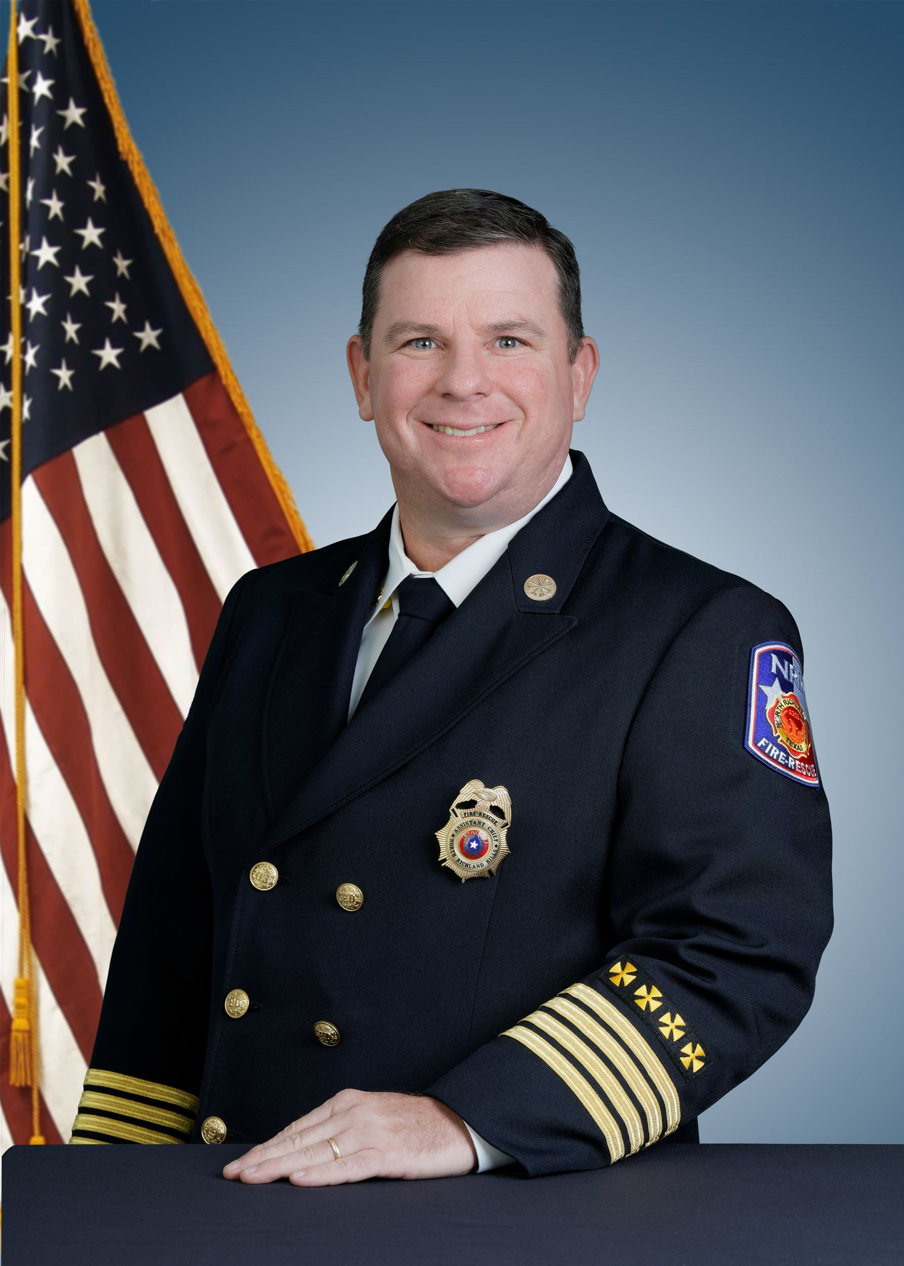 Kenneth Rawson Fire Assistant Chief