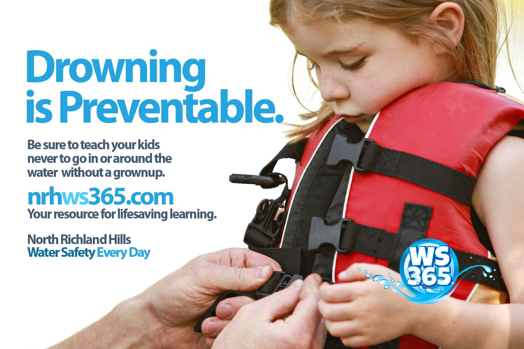 Drowning is Preventable
