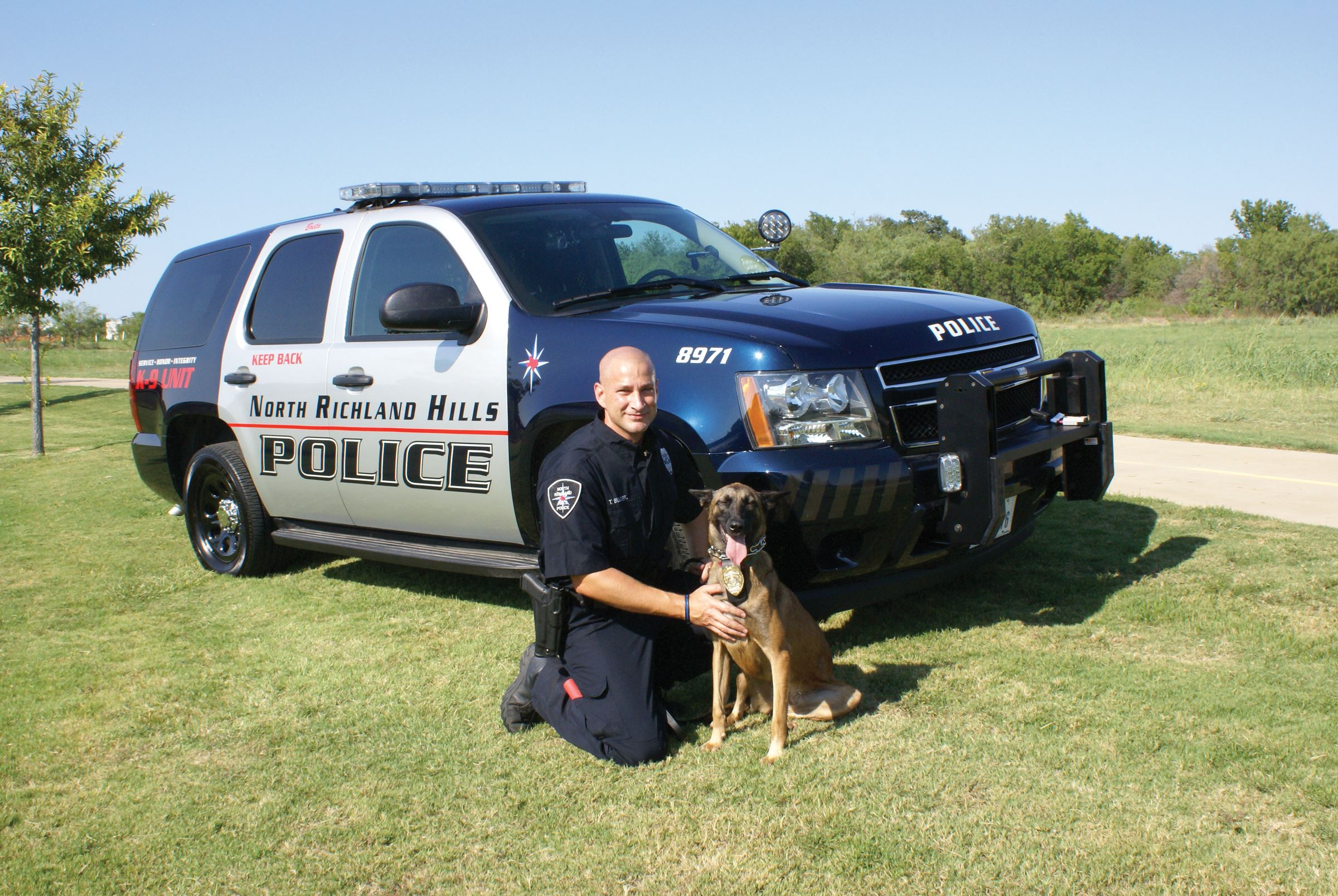 Police Department K9 Unit